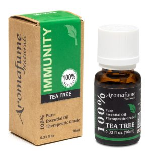Essentiële olie tee tree